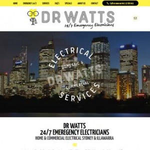 DR WATTS 24/7 Emergency Electricians